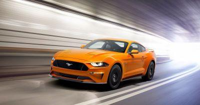 The 2018 Ford Mustang Is Here, With A New Tech But No V6