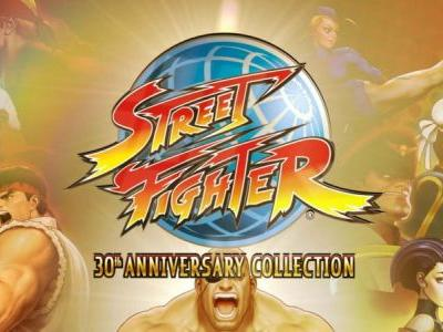 Every classic Street Fighter will land in a huge anthology in May 2018