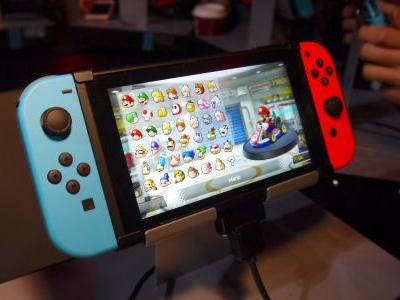 Two new Nintendo Switch consoles could land this summer