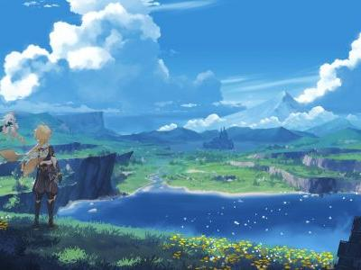 Genshin Impact developers reiterate that Zelda: Breath of the Wild was an inspiration, but the game is also 'very different'