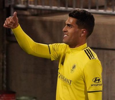 Nashville SC upsets No. 2 seed Toronto in MLS Cup Playoffs on Daniel Rios' extra time goal