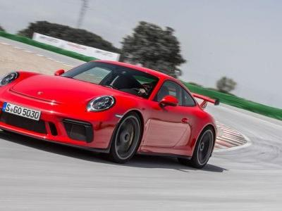The Next Porsche 911 GT3 Might Not Be Turbocharged After All