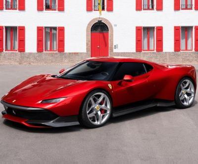 This One-Off Ferrari Is Called The SP38