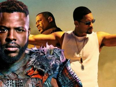 Black Panther's Winston Duke Wants to Make a Bad Boys Reboot