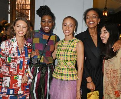 Adwoa Aboah & Co. Celebrate The New Burberry Collection