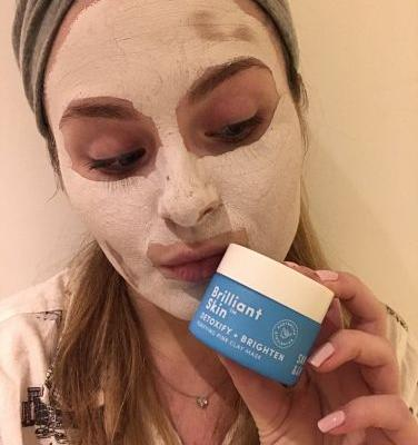 I Tried the Face Mask You've Seen All Over Facebook, and Here Are My Thoughts