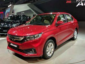Honda Amaze Bookings Open To Launch In May