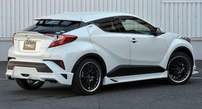 TRD Puts Its Spin On Toyota's C-HR, 86 Coupe And Others For 2017 Tokyo Auto Show