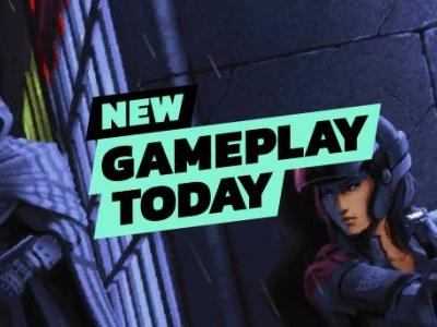 New Gameplay Today - Ion Maiden