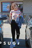 Selena Gomez Turned a Trip to IHOP Into a Sweet Effin' Fashion Moment