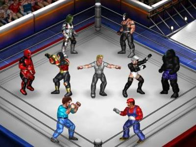 Fire Pro Wrestling World headed to PS4 this Summer