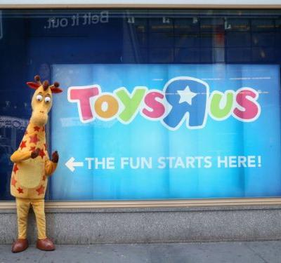 Toys R Us could file for bankruptcy this week