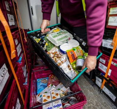 UK grocery chains add hundreds of thousands of delivery slots for online orders but admit that they still can't keep up with demand