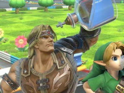 Smash Ultimate's DLC roster has been finalized