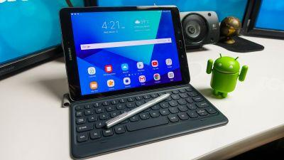 Samsung Galaxy Tab S3 looks like the best Android tablet of 2017