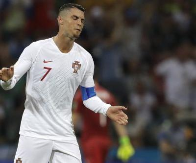 Ronaldo gone as Portugal knocked out of World Cup