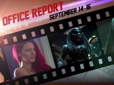 The Predator Bags $54 Million Worldwide Debut