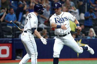 Rays walk-off on Red Sox to keep pace in AL Wild Card race