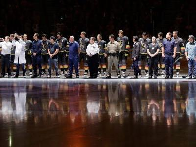 Twitter reaction: Golden Knights honour Vegas with magical home opener