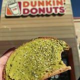 Is the New Dunkin' Donuts Avocado Toast Worth It? I Tried It to Find Out