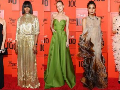 See the Best Red Carpet Looks From the 2019 'Time' 100 Gala