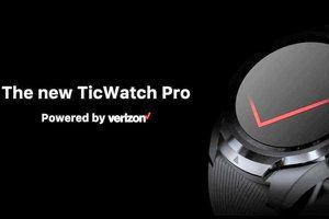 Verizon to start selling the TicWatch Pro smartwatch soon