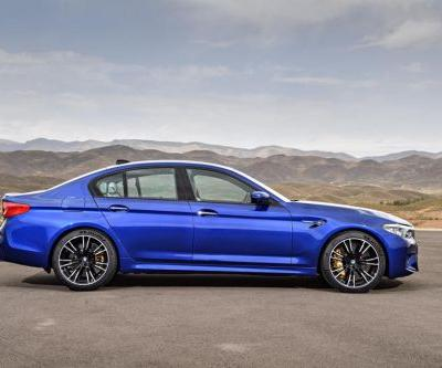 New BMW M5 Sets 0 to 60 Time Of 2.8 Seconds