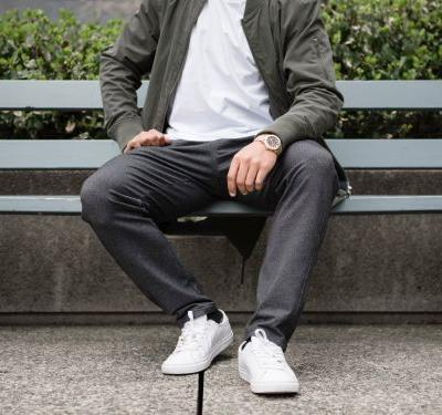 This startup makes pants that are more comfortable than jeans and more stylish than sweatpants