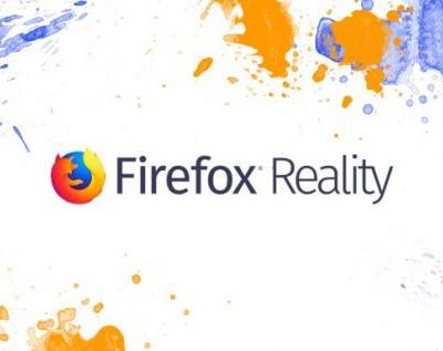 Firefox Reality download released: VR and AR in early mode
