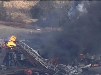 Officials: Remains of five workers missing after Oklahoma explosion found