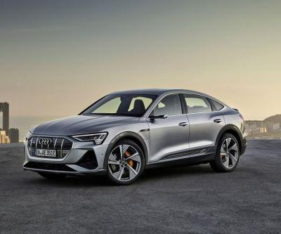 Audi reveals its second electric car, the E-Tron Sportback