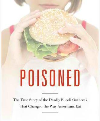 New edition of 'Poisoned' by the prolific Jeff Benedict shipped by publishers