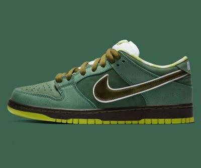"""Concepts x Nike SB Dunk Low """"Green Lobster"""" Official Images Emerge"""
