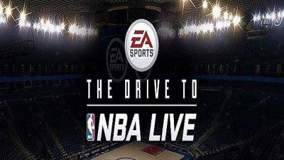 NBA Live Has A Rumored New Title