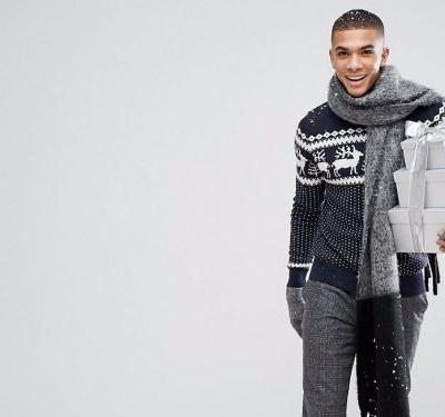 10 of the best festive sweaters guys can wear this holiday season