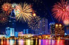 Celebrate New Year's Eve in Ho Chi Minh City