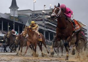 Derby officials say Maximum Security broke interference rule