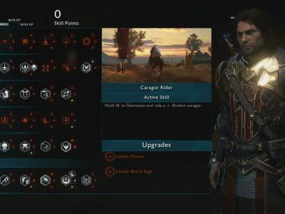 How to Get a Mount in Shadow of War