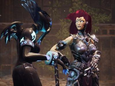 Darksiders III fails to break the Top 30 of the UK Charts