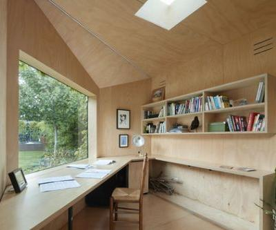 Tiny Offices: Extensions Separating Home from Workspaces