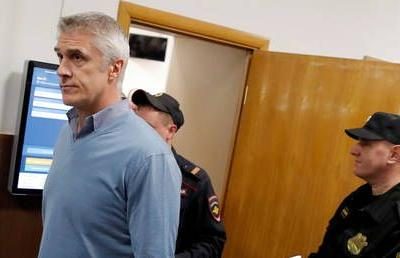 American investor Calvey to be released from Russian jail & placed under house arrest