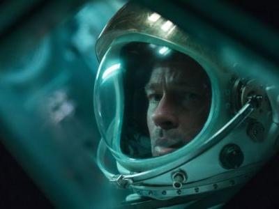 Brad Pitt journeys into inner and outer space in James Gray's sci-fi stunner Ad Astra