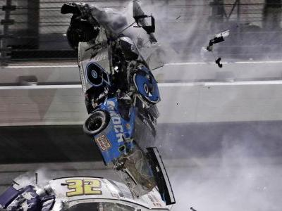 Newman confirms he suffered head injury in Daytona 500 crash