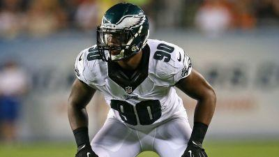 Eagles waive former first-round pick Marcus Smith