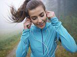 Listening to music while exercising does boost endurance