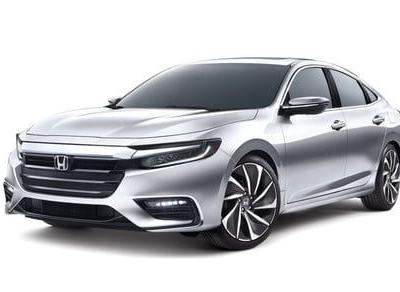 2019 Honda Insight first drive review