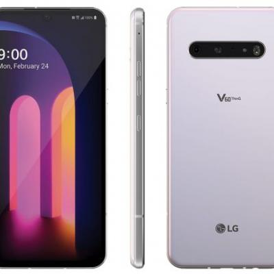 T-Mobile's LG V60 ThinQ now receiving a new software update