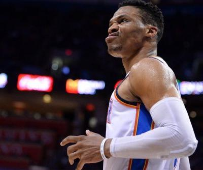 Russell Westbrook Makes NBA History in Final Game of the Season