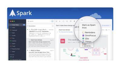 Readdle brings helpful 3rd party integrations to Spark email app