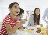 Children who skip breakfast miss out on crucial nutrients
